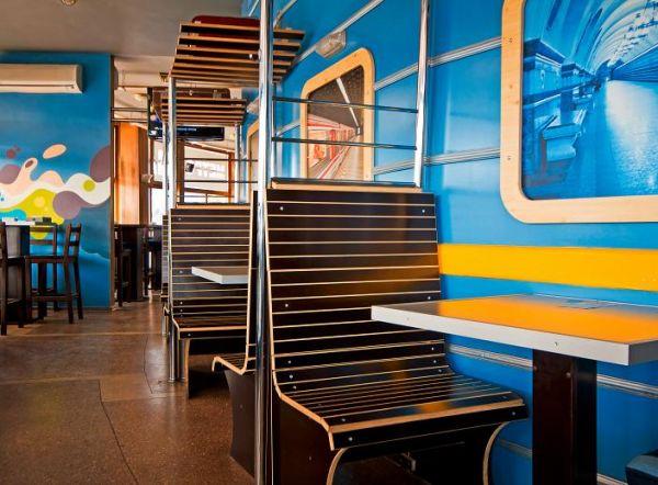 фото кафе возле метро - метропаб киев