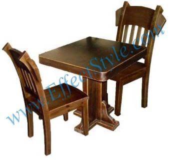 Выбираем стулья и столы для кафе