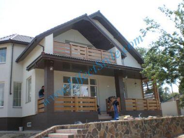 Перголы, балконы, декор дома
