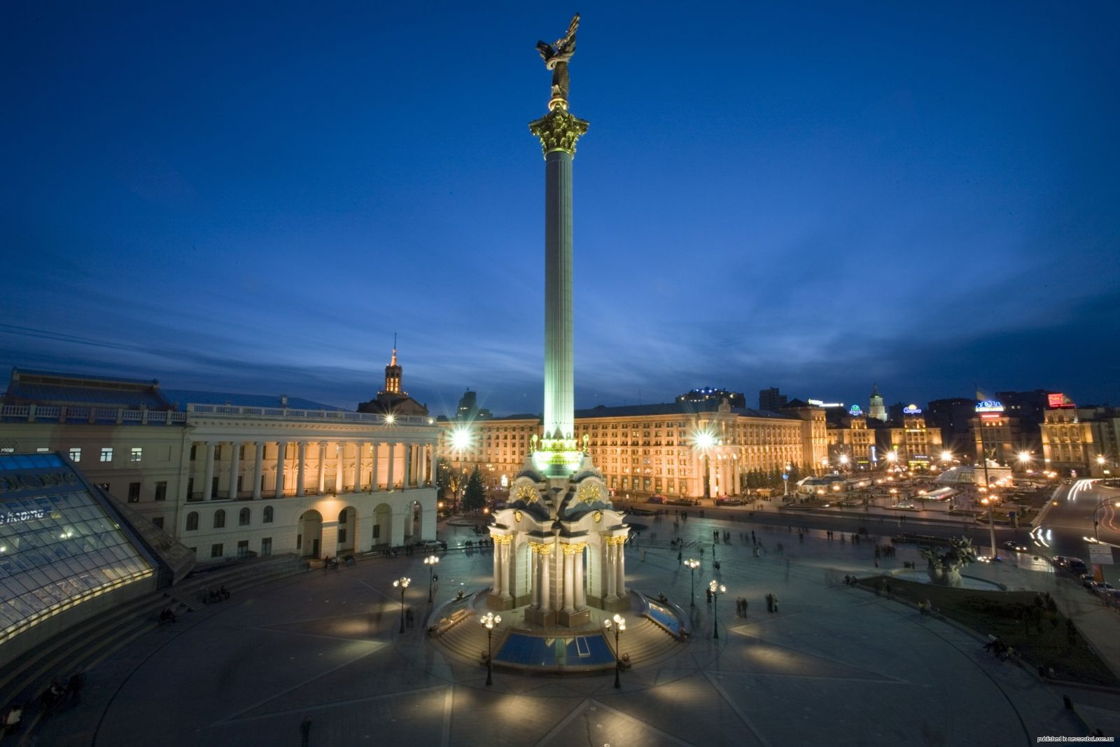 Веб-камера онлайн Киев