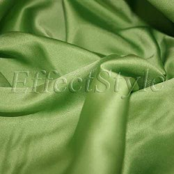 Атлас миа зеленый оттенок